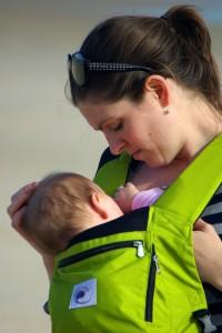porte-bébé-allaitement