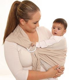 porte-bébé-ring-sling