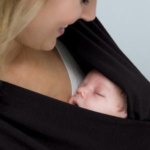 bébé-écharpe-de-portage